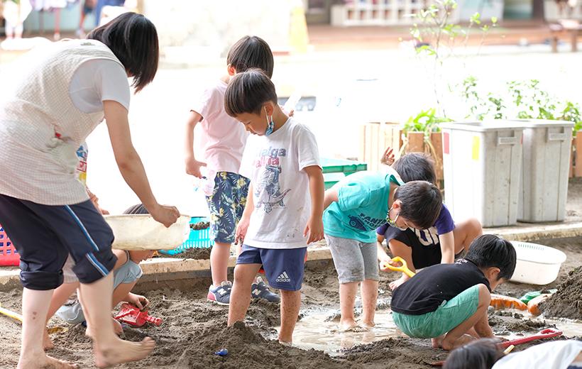 1.なにより大事なのは、子どもと一緒に遊んで、楽しめること。これが一番。