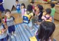 運動会が始まるまで 2才児クラス