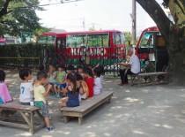 「保幼小連携の日」なかのを保育園、小学校の先生が見に来て下さいました