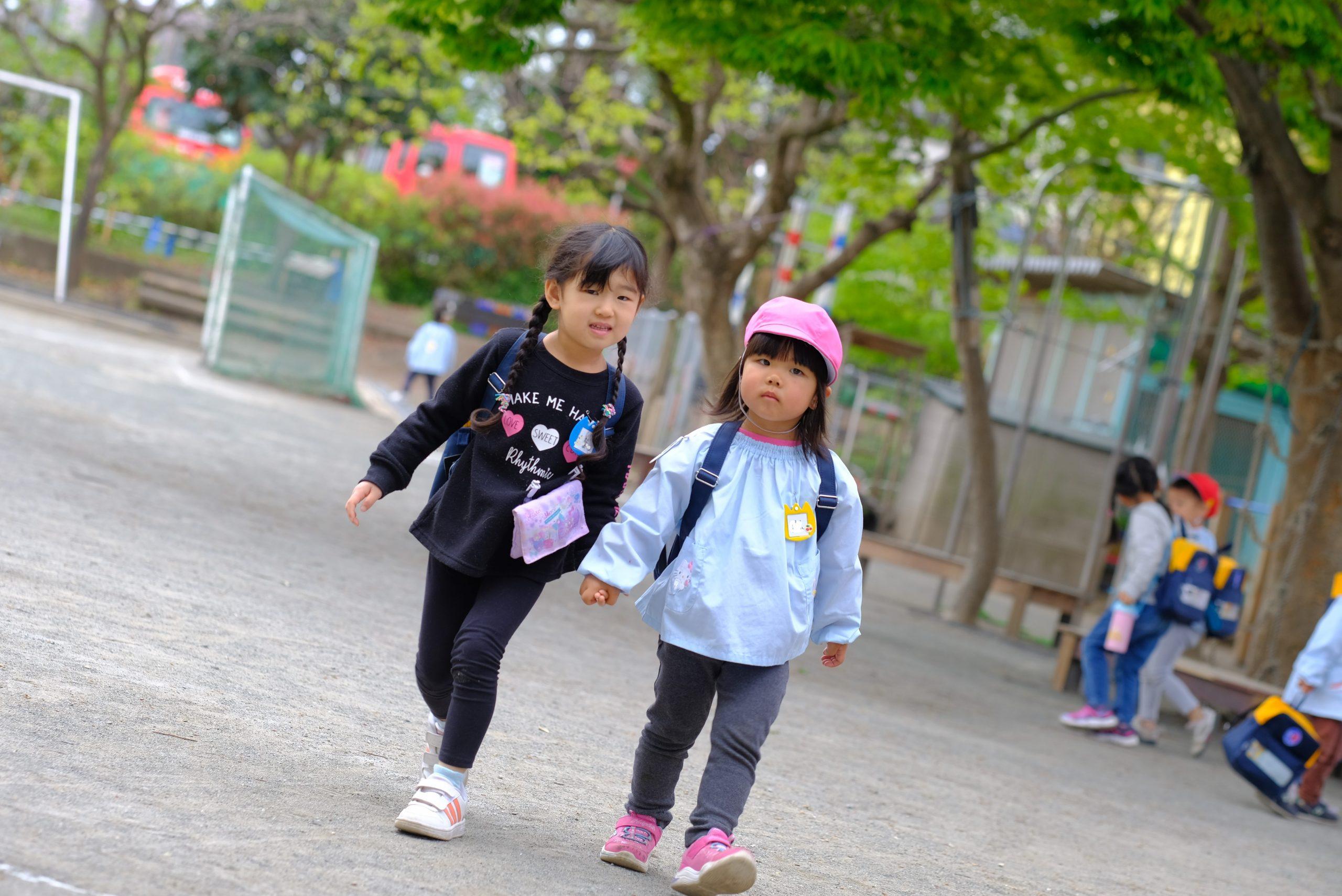 八王子中村学園なかの幼稚園TOP画像1