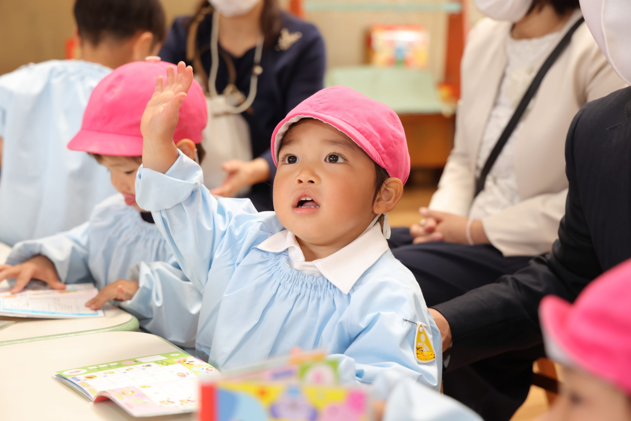 八王子中村学園なかの幼稚園TOP画像2